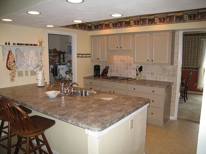 Remodled kitchen in Union, Kentucky (Cincinnati) Picture 1