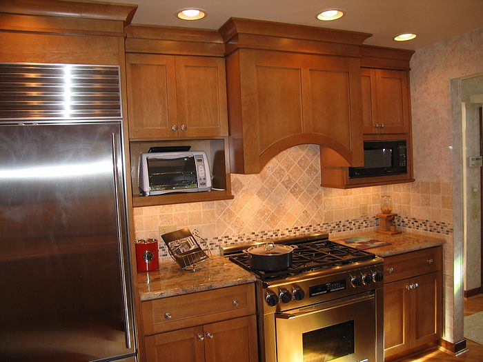 Remodled kitchen in Blue Ash, Ohio (Cincinnati) Picture 4