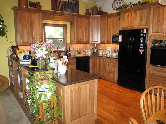 Kitchen remodel in anderson township near cincinnati for Anderson kitchen cabinets