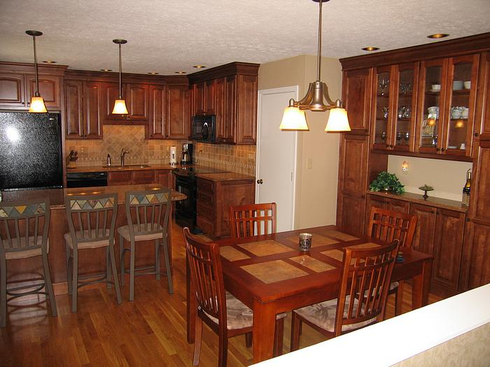 Remodled Kitchen In Florence, Kentucky (Cincinnati) Picture 2