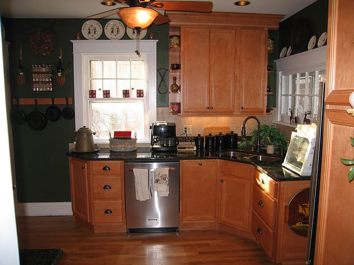Picture new kitchen in Madeira, Ohio (2)