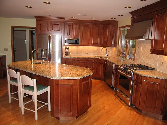 Pictures New Kitchen In Delhi Township Ohio