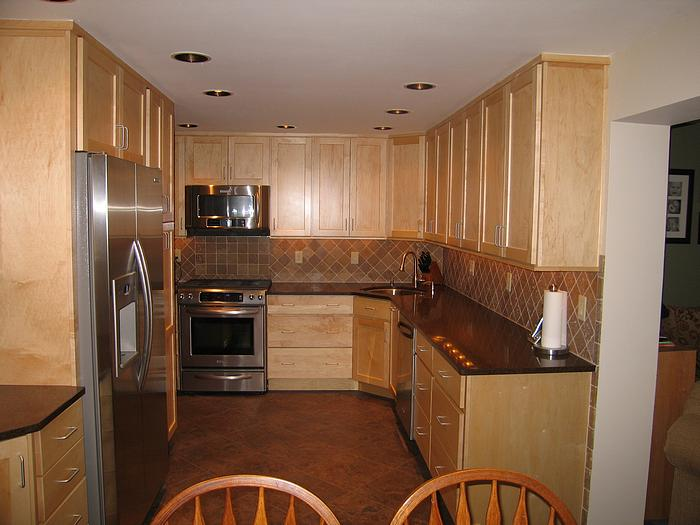 Picture new kitchen in Reading, Ohio