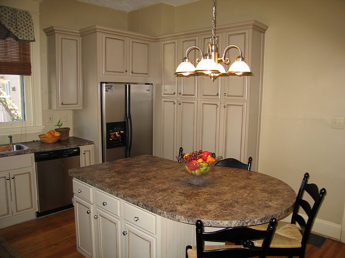 Remodled kitchen in Covington, Kentucky (Cincinnati) Picture 1