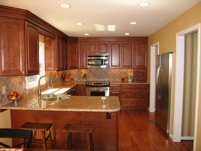 Pictures of New Kitchen in Sharonville, Ohio